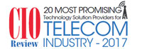 Top 20 Telecom Technology Solution Companies - 2017