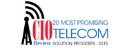 20 Most Promising Telecom Solution Providers 2015